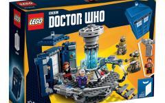 Doctor Who, arriva la versione Lego