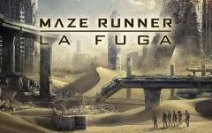 Maze Runner La fuga, oggi nei cinema