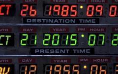 Ritorno al futuro Day: cinema, veicoli e altre sorprese