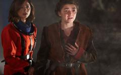 Doctor Who: Maisie Williams tornerà in scena