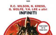 Infiniti, il meglio della fantascienza su Urania di dicembre