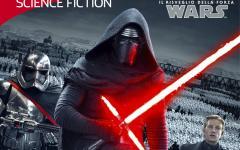 Delos Science Fiction 176, pronto l'ebook con lo speciale Star Wars Il risveglio della forza