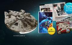 Star Wars: in edicola il Millennium Falcon da montare