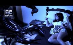 Lo scorpione gigante di Andrea Ricca