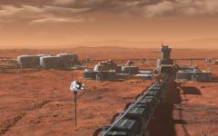 Il sogno di Marte? Nel 2030…