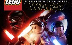 Star Wars Il risveglio della forza, annunciato il gioco in versione Lego
