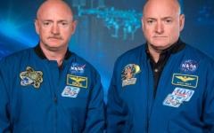 L'astro-gemello Scott Kelly è tornato sulla Terra