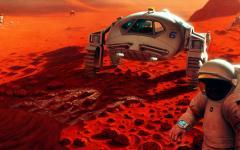 Come sarà Mars Project, quasi un The Martian formato serie tv