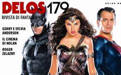 Delos contro Batman contro Superman