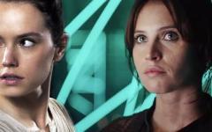 Star Wars: per Daisy Ridley, Jin Erso di Rogue One non è la madre di Rey