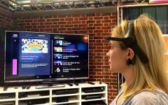 Il telecomando non servirà più: controlleremo la TV col pensiero