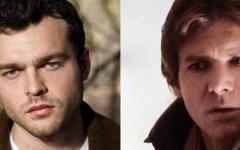 Star Wars, Alden Ehrenreich è il giovane Han Solo