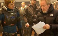 """Ridley Scott """"Alien: Covenant stravolgerà tutta la saga"""""""