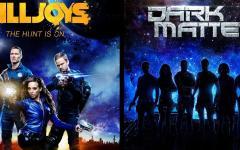 Dark Matter e Killjoys, i trailer della stagione due