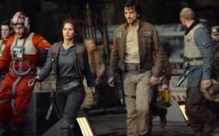 Rogue One A Star Wars Story, tutta una parte da rifare