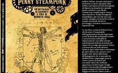 Penny Steampunk, l'antologia di VaporosaMente