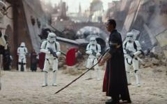 Rogue One A Star Wars Story: le due voci sul reshoot