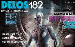 Delos festeggia i 25 anni di Nathan Never