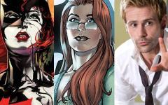 Constantine, Batwoman e Oracle attesi anche loro in tv