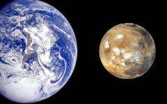Marte era simile alla Terra