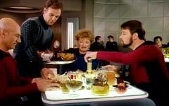 Mangiate spaziali