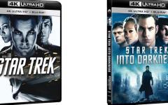 Star Trek e Star Trek Into Darkness arrivano in edizione 4K