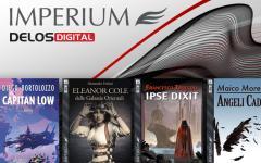 Imperium Delos Digital, online i primi 39 titoli