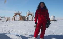 """Chiara Montanari: """"Le mie cronache in Antartide"""""""