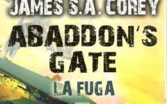 Arriva il terzo libro di The Expanse: Abaddon's Gate. La fuga