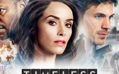 Timeless, i viaggi nel tempo debuttano bene