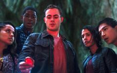 Power Rangers, il film: arriva il primo trailer