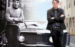Adam Nimoy e Terry Farrell al Trieste Science+Fiction 2016
