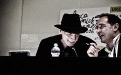 Frank Miller a Lucca Comics, primo assaggio di magia