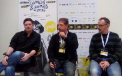 Lucca Comics & Games, John Cassaday e Gabriel Hernández Walta