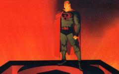 Superman in salsa comunista