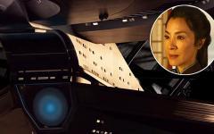 Star Trek Discovery: Michelle Yeoh è a bordo