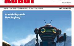 Robot 79, c'è la versione stampata (e qualche anticipazione sul numero 80)