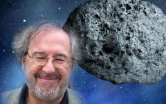 Un asteroide chiamato Fabio Pagan