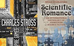 Charles Stross e un'antologia di protofantascienza