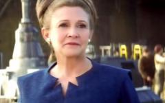 Star Wars IX, la Lucasfilm al lavoro per risolvere il problema Leia