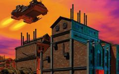 Lo stabilimento, un nuovo grande romanzo breve di Paul Di Filippo