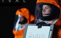 Arrival, nelle sale italiane il film più atteso dai lettori di fantascienza