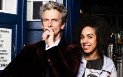"""Doctor Who: Peter Capaldi annuncia la sua """"rigenerazione"""""""