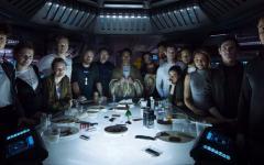 Alien Covenant: ecco «l'ultima cena»