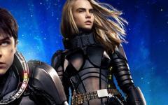 Valerian e la città dei mille pianeti: arriva il trailer ufficiale