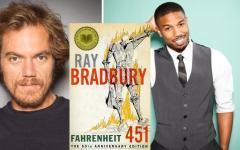 Fahrenheit 451, il film tv ha trovato il suo Montag