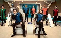 The Orville: ecco l'incrocio tra Star Trek e Galaxy Quest di Seth McFarlane