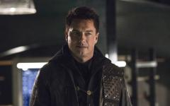 John Barrowman dà l'addio all'Arrow-verse