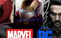 I nove film a base di supereroi in arrivo nel 2018
