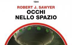 Occhi nello spazio, Robert J. Sawyer torna in edicola coi dinosauri